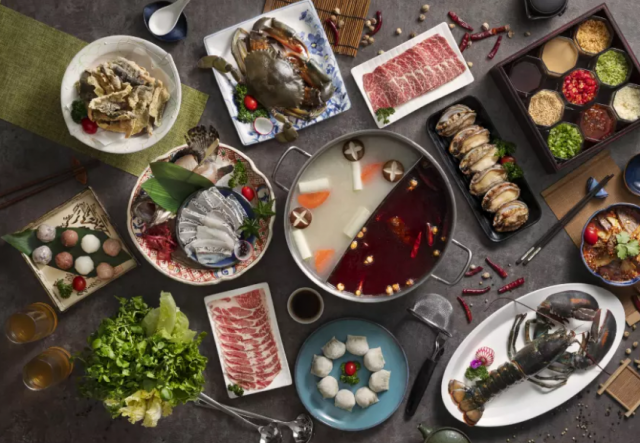 特盛海鮮鍋優惠套餐