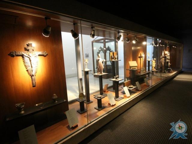 天主教藝術博物館與墓室 Crypt and Museum of Sacred Art