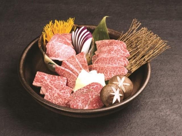 宮崎和牛拼盤 / 特上刺身拼盤 / 沖繩苦瓜炒豬肉 (宴 刺身 燒肉)