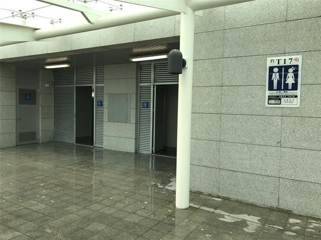 T17 氹仔客運碼頭旅遊巴停泊區公廁
