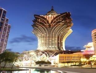 澳門新葡京婚宴酒席 Grand Lisboa Macau