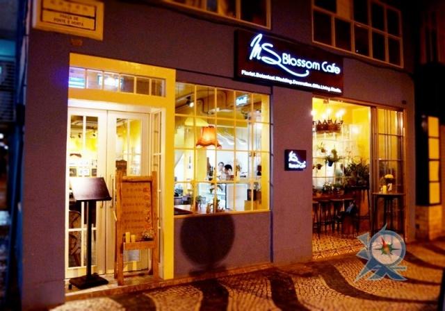 MS Blossom Cafe