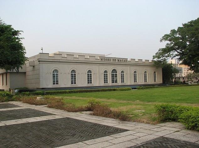 澳門博物館 Macao Museum