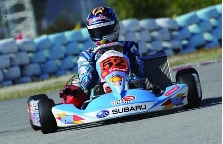 路環小型賽車場 Coloane Karting Track