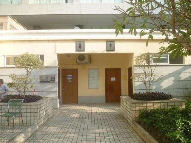 JM20 東望洋街,華士古達嘉馬花園公廁