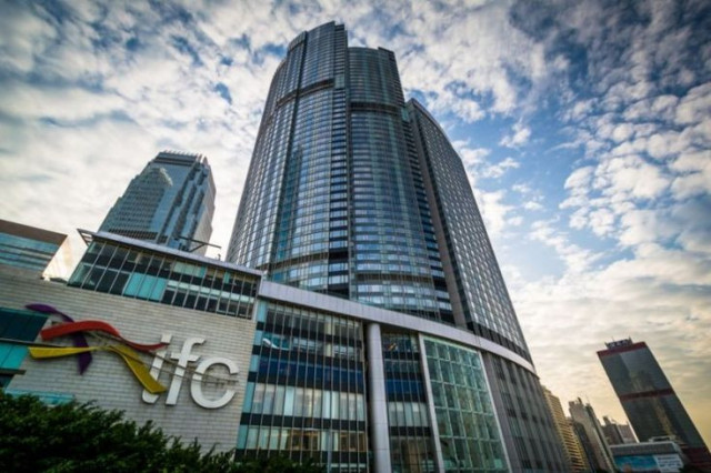 國際金融中心商場 IFC MALL