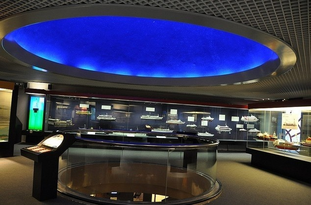 海事博物館 Maritime Museum