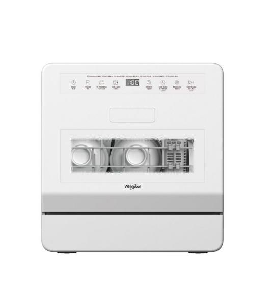 Whirlpool 惠而浦 小型座枱式洗碗碟機 WCTD104HK |