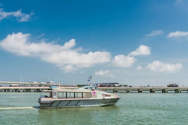 澳門海上遊 Macau Cruise