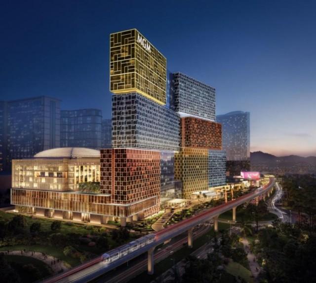 澳門美高梅 MGM Macau