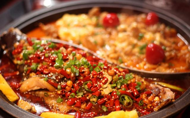 美蛙烤魚石鍋魚