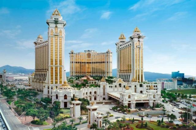 銀河酒店 Galaxy Macau Hotel
