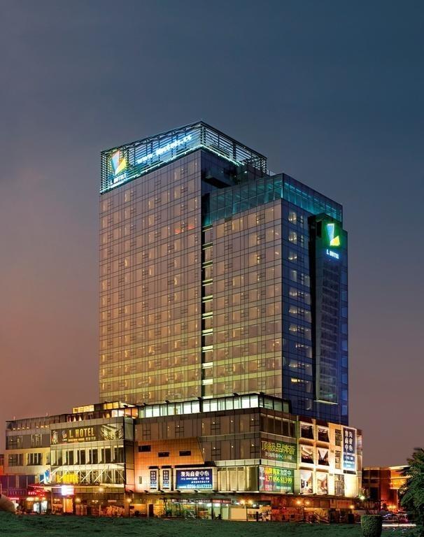 珠海拱北L酒店昌盛店