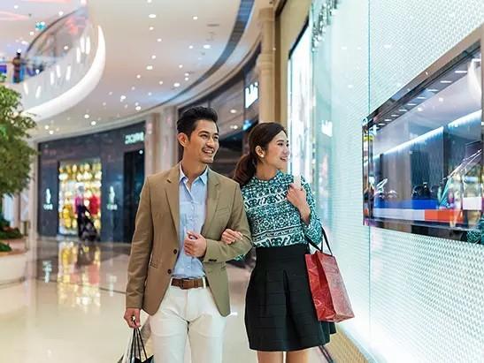 澳門銀河時尚匯購物中心