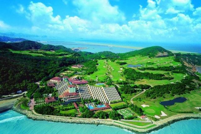 鷺環海天度假酒店 Grand Coloane Resort