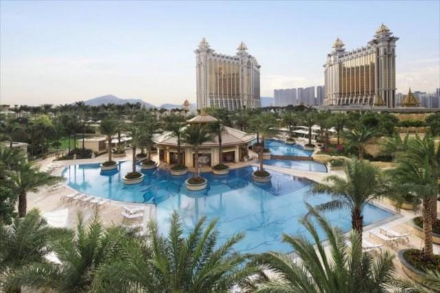 澳門 JW 萬豪酒店 JW Marriott Hotel Macau