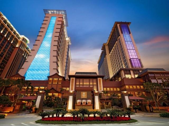 澳門喜來登大酒店 Sheraton Grand Macao Hotel