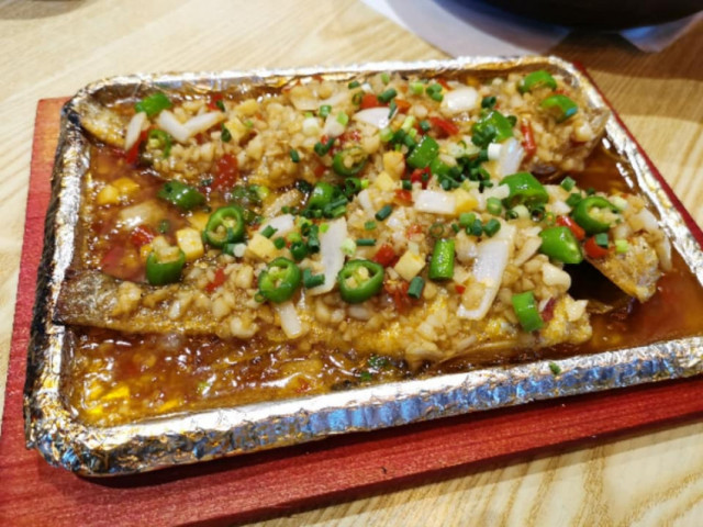 東方燒烤美食