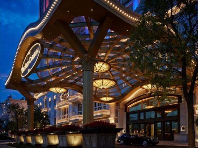 澳門麗思卡爾頓酒店 The Ritz-Carlton Macau