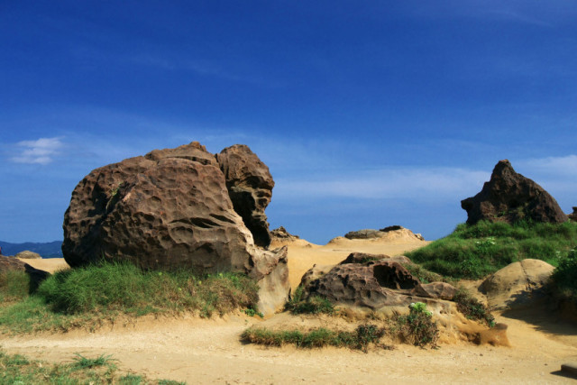 野柳地質公園