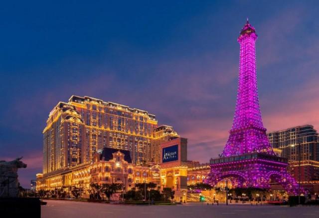 澳門巴黎人 The Parisian Macao