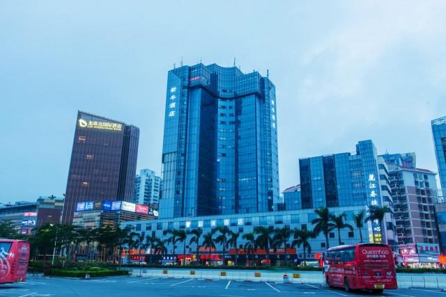 Vyluk蔚徠酒店(珠海拱北口岸店)