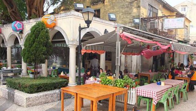 雅憩花園餐廳 Cafe Nga Tim