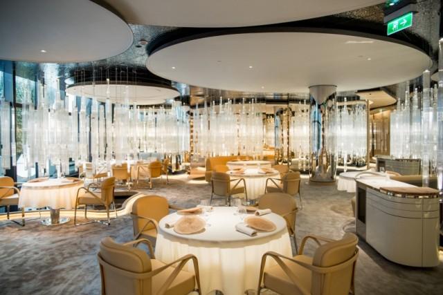 杜卡斯餐廳 Alain Ducasse at Morpheus(新濠天地)