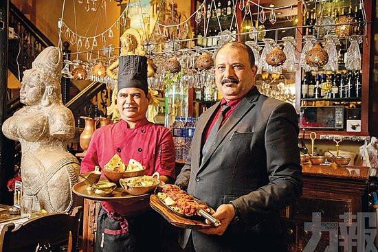 印度園林餐廳