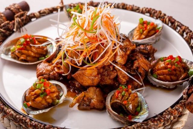 無骨沸騰水煮魚 / 鮑魚燜雞 / 網紅陝西涼皮 (哈爾濱水餃)