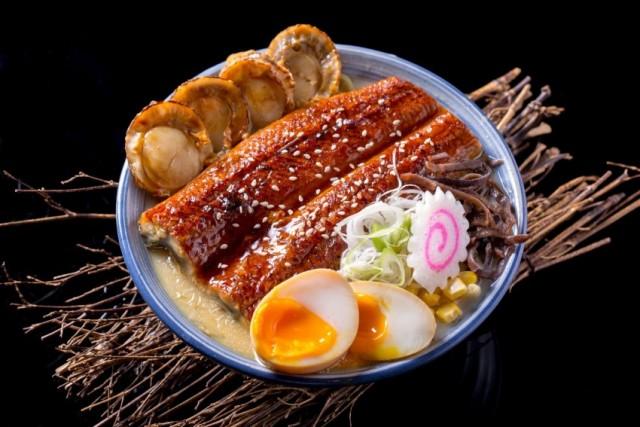 日本藍鰭吞拿魚 / 日本近江黑毛姬和牛 / 龍王火鍋 (御瀛日本料理)