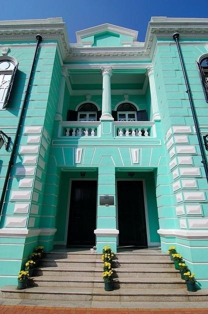 路氹歷史館 Museum of Taipa and Coloane History