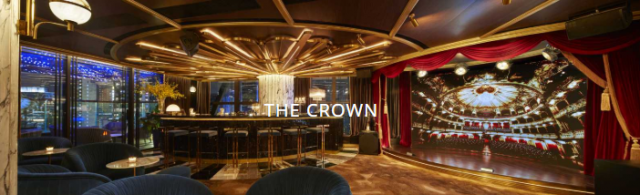 THE CROWN(駿景酒店)