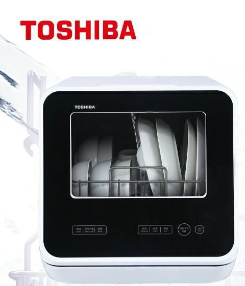 Toshiba 東芝 獨立式免安裝洗碗碟機 DWS-22AHK |
